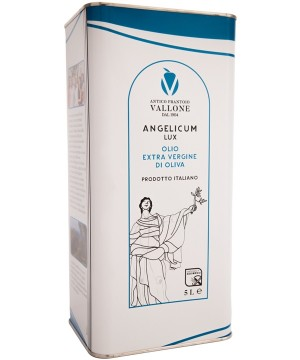 Olio Extra Vergine di Oliva Angelicum Lux 5L *Offerta Nuovo Cliente*