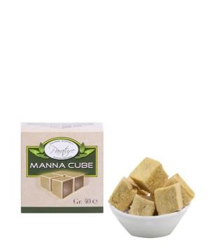 Cubetti di Manna 40g