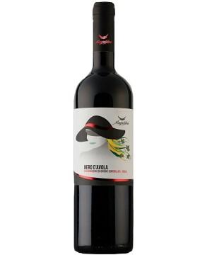 Vino Nero d'Avola D.O.C. Sicilia Premiato 750ml
