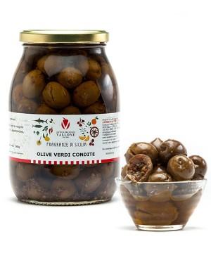 Olive verdi condite 1kg