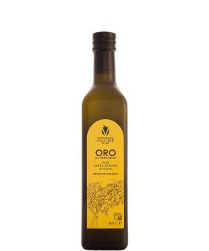"Marasca Olio Extra Vergine di Oliva ""Oro di Frantoio"" 0,50L"