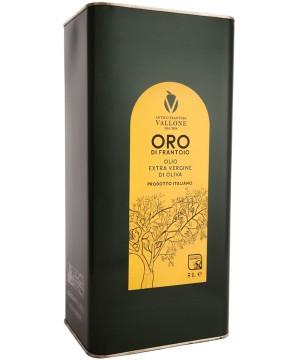 """Lattina Olio Extra Vergine di Oliva """"Oro di Frantoio"""" 5L"""