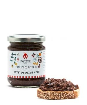 Patè di olive nere 170g