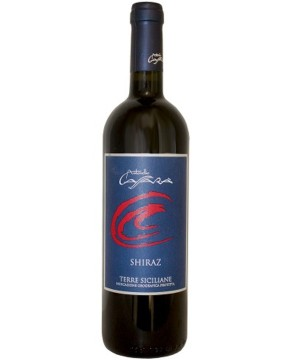 Vino Shiraz I.G.T. Biologico. 750ml